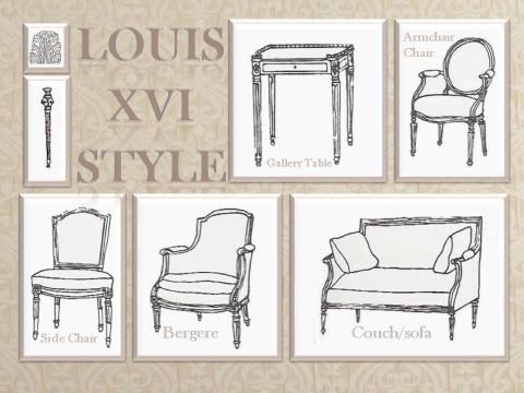 Louis Xvi Style Elizabeth Pash